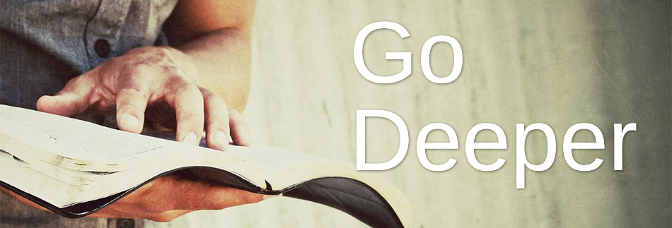 Stay In God's Word Website Banner